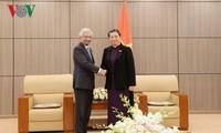 Phó Chủ tịchThường trực Quốc hội Tòng Thị Phóng tiếp Điều phối viên Thường trú Liên hợp quốc tại Việt Nam