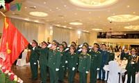 Cựu chiến binh tại Séc kỷ niệm ngày thành lập QĐND Việt Nam