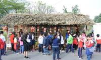 Tái hiện các nghi lễ truyền thống tại Khu di sản Hoàng thành Thăng Long