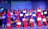 Cộng đồng người Việt ở thành phố Kazan (Nga) đón Tết, vui xuân Kỷ Hợi