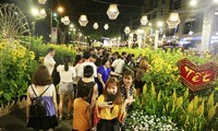 Hơn 1 triệu lượt khách tham quan Hội hoa Xuân ở Thành phố Hồ Chí Minh