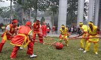 Sôi nổi các hoạt động văn hóa chào Xuân ở các địa phương