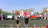Khai mạc Đại hội thể thao sinh viên Việt Nam tại LB Nga