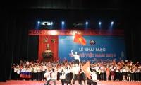 Khai mạc Trại hè Việt Nam 2019