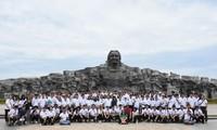 Đại biểu Trại hè Việt nam 2019 thăm các di tích lịch sử tỉnh Quảng Nam