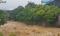Công điện của Thủ tướng Chính phủ về tập trung ứng phó, khắc phục hậu quả mưa lũ do bão WIPHA