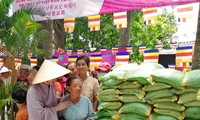 Hội Phật tử Việt Nam tại Hàn Quốc hỗ trợ đồng bào khó khăn trong nước