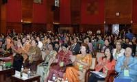 Giao lưu văn hóa phụ nữ ASEAN tại Malaysia