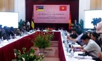 Ký kết Hiệp định hợp tác nông nghiệp Việt Nam - Mozambique