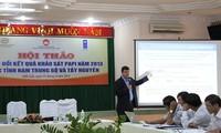 Nâng cao chỉ số PAPI khu vực Nam Trung bộ và Tây Nguyên