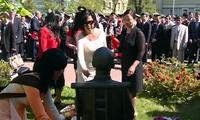 Kỷ niệm ngày sinh Chủ tịch Hồ Chí Minh tại Liên Bang Nga