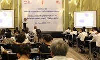 Đan Mạch hỗ trợ tài chính và hợp tác phát triển kinh tế tư nhân tại Việt Nam