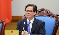 Thủ tướng Nguyễn Tấn Dũng chủ trì phiên họp Ủy ban Quốc gia đổi mới giáo dục và đào tạo