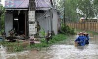 Các nhà tài trợ quốc tế cam kết giúp Việt Nam chống biến đổi khí hậu