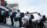 Khởi hành các chuyến tàu mang quà Tết Ất Mùi ra huyện đảo Trường Sa, tỉnh Khánh Hòa