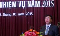 Viện Hàn lâm Khoa học xã hội Việt Nam triển khai nhiệm vụ năm 2015