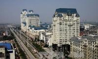 Việt Nam đang đô thị hóa nhanh chóng cả về không gian và dân số