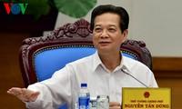 Thủ tướng Nguyễn Tấn Dũng: Cải cách thủ tục hành chính phải bằng con số cụ thể