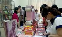 Các địa phương hưởng ứng Ngày sách Việt Nam (21/04)
