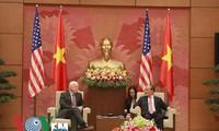 Thượng nghị sỹ Mỹ cam kết giải quyết mọi bất đồng ở Biển Đông bằng biện pháp hòa bình