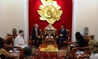 Góp phần tăng cường hiểu biết giữa nhân dân Việt Nam và Hoa Kỳ