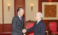 Ngân hàng Thế giới cam kết ủng hộ Việt Nam trong quá trình phát triển