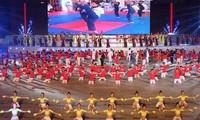 Lễ mít tinh Kỷ niệm 70 năm Ngày Truyền thống Ngành Thể dục Thể thao