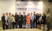 Chương trình cao học Việt Bỉ ra mắt sách Trắng hỗ trợ cộng đồng doanh nghiệp Việt Nam