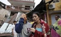 Việt Nam chia sẻ những đau thương mất mát với các nước bị thảm họa động đất