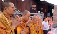 Đại lễ cầu siêu tưởng niệm các anh hùng liệt sỹ tại chùa Phật tích Trúc Lâm Bản Giốc, tỉnh Cao Bằng