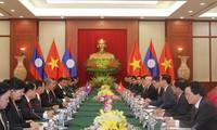 Toàn văn Tuyên bố chung Việt Nam-Lào