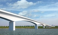 1.050 tỷ đồng xây dựng cầu Cửa Hội nối 2 tỉnh Nghệ An - Hà Tĩnh