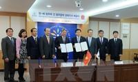 Tăng cường hợp tác tư pháp giữa Việt Nam và Hàn Quốc