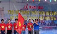 Khai mạc Trại hè thanh thiếu niên kiều bào và tuổi trẻ Thành phố Hồ Chí Minh
