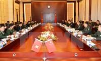 Việt Nam – Trung Quốc hướng tới ký kết tầm nhìn hợp tác quốc phòng