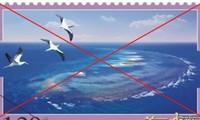 Phản đối Bưu chính Trung Quốc phát hành tem bưu chính vi phạm chủ quyền biển đảo của Việt Nam