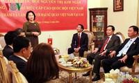 Chủ tịch Quốc hội VN kết thúc tham dự Hội nghị Thượng đỉnh các Nữ Chủ tịch QH thế giới lần thứ 11