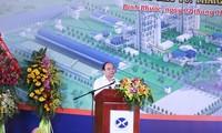 Thủ tướng Nguyễn Xuân Phúc làm việc với tỉnh Bình Phước