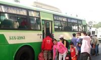 Đồng Nai tăng 125 chuyến xe buýt mỗi ngày phục vụ Tết