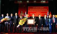 Trao Huân chương Hữu nghị tặng tỉnh trưởng tỉnh Gyeongsangbuk-do, Hàn Quốc
