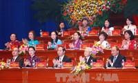 Khai mạc Đại hội đại biểu Phụ nữ toàn quốc lần thứ XII