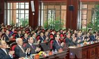 Chủ tịch nước Trần Đại Quang dự lễ kỷ niệm 10 năm Ngày thành lập Đảng bộ Khối các cơ quan Trung ương