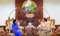 Việt Nam - Lào tăng cường tình hữu nghị, hợp tác giữa các địa phương