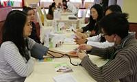 Sinh viên y khoa Việt Nam tại CH Czech tổ chức Ngày Sức khỏe Cộng đồng lần thứ tư