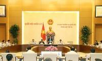 Bế mạc phiên họp thứ 10 Ủy ban Thường vụ Quốc hội