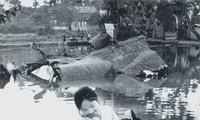 หมู่บ้านหงอกห่า-สถานที่เก็บร่องรอยซากเครื่องบินบี ๕๒