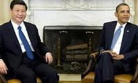 การพบปะระหว่างประธานาธิบดีสหรัฐกับประธานประเทศจีนเพื่อกระชับสัมพันธ์เพื่อเสถียรภาพของโลก