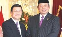 นิมิตรหมายแห่งประวัติศาสตร์ในความสัมพันธ์ระหว่างเวียดนามกับอินโดนีเซีย