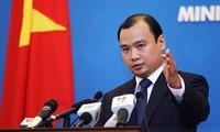 """เวียดนามคัดค้านต่อแผนที่FIRของ ICAOที่ระบุประโยคภาษาจีนว่า """" นครซานซา-จีน """""""
