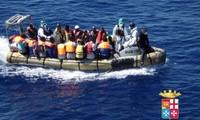 5,000 migrants rescued in Mediterranean operation